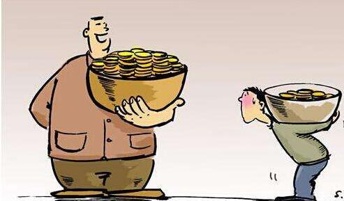 看看你的思维是属于穷人还是富人,对比一下就知道了